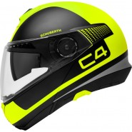 Casco Schuberth C4 Legacy Amarillo mate
