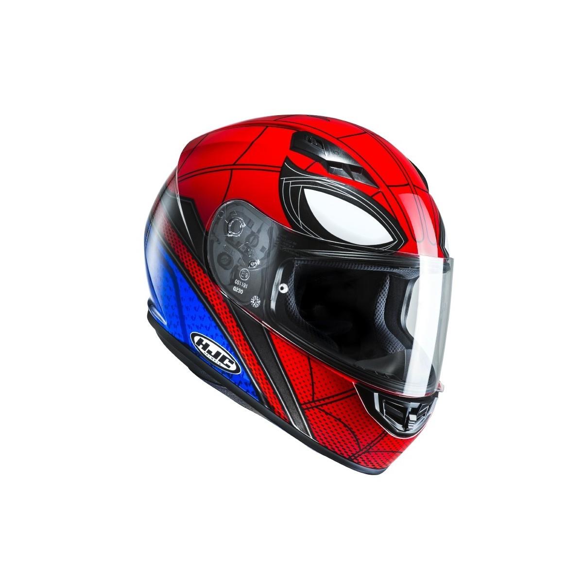 HJC Casco Moto CS15 SPIDERMAN HOME COMING XS