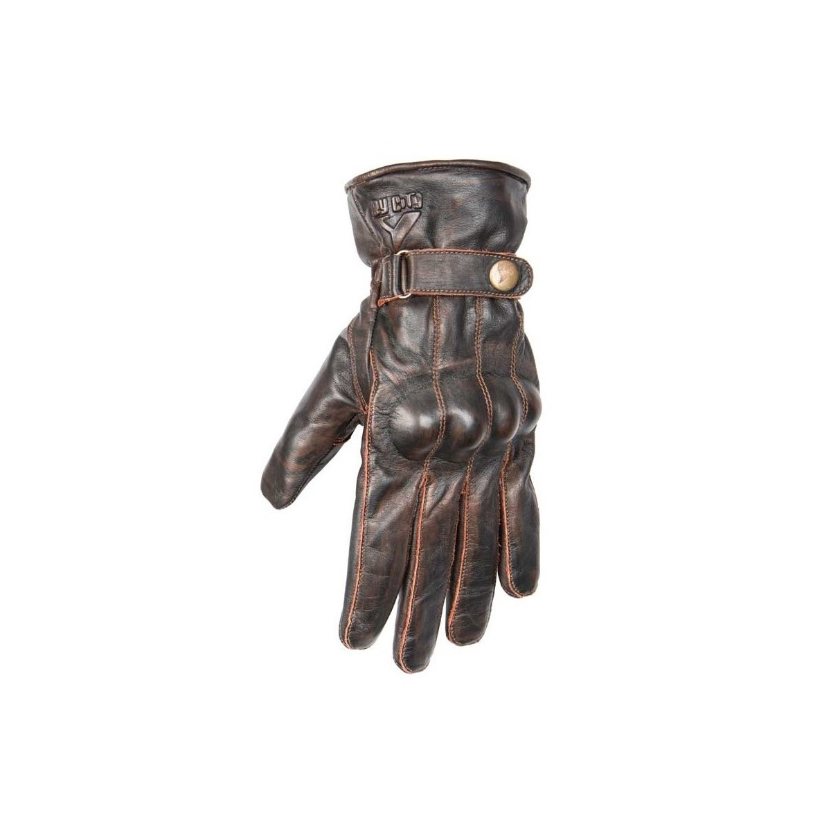 Guantes By-City Elegant marron. Loading zoom 63f8888264b