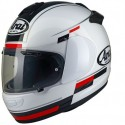 Casco ARAI Axces III Blaze white red