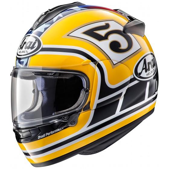 Casco ARAI Chaser-X Edwards legend yellow