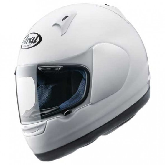 Casco ARAI Astro light blanco