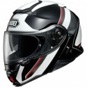 Casco Shoei Neotec II Excursion Tc6 blanco/negro