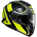 Casco Shoei Neotec II Excursion Tc3 fluor/negro