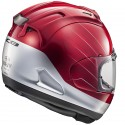 Casco ARAI RX-7V Honda Red / silver