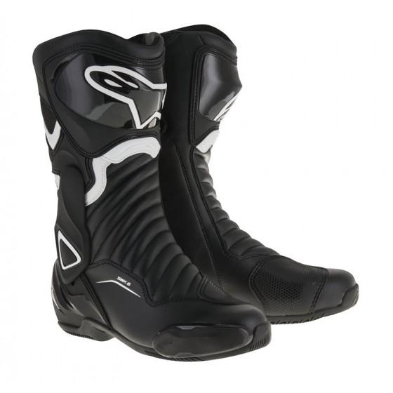 Botas Alpinestars Smx 6 V2 negro/blanco