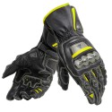 Guante Dainese Full Metal 6 black/ yellow fluo