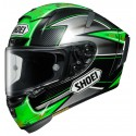 Casco Shoei X-pirit III Laverty tc4
