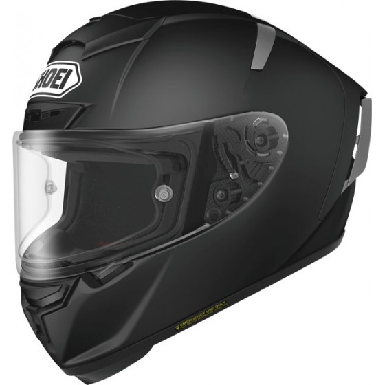 Casco Shoei X-pirit III matt black