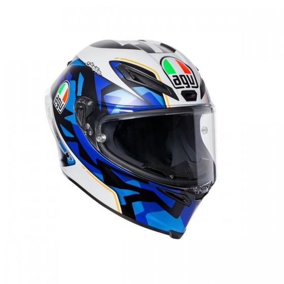 Casco Agv Corsa R Espargaro 2017