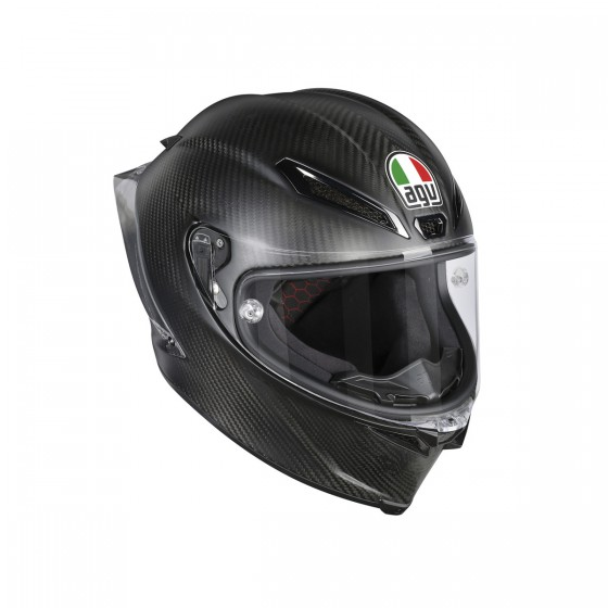 Casco Agv Pista R Matt carbon