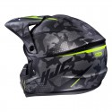 Casco HJC CS-MX II Sapir mc3hsf