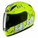 Casco Jr. HJC CL-Y Garam mc4h