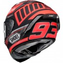 Casco SHOEI X-SPIRIT III Marquez black concept tc1