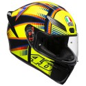 Casco AGV K1 top Soleluna