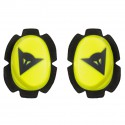 Deslizaderas DAINESE PISTA KNEE SLIDER yellow/black