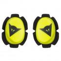 Deslizaderas DAINESE PISTA KNEE SLIDER yellow/black