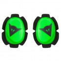 Deslizaderas DAINESE PISTA KNEE SLIDER green/black