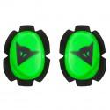 Deslizaderas DAINESE PISTA KNEE SLIDER green/black