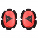 Deslizaderas DAINESE PISTA KNEE SLIDER red fluo/black