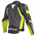 Chaqueta DAINESE AVRO 4 Black/ grey/ fluo yellow