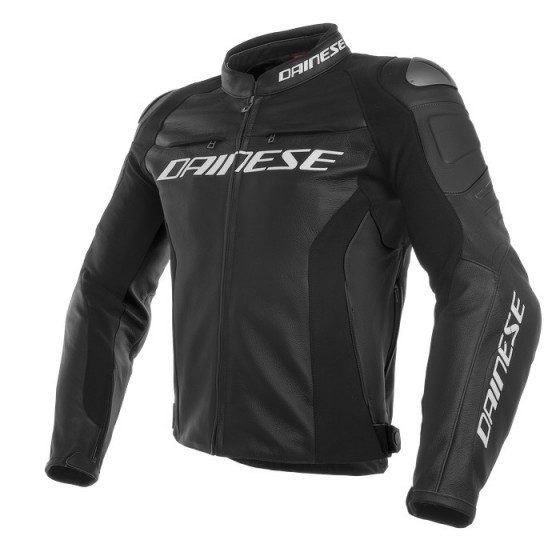 Chaqueta DAINESE Racing 3 leather black/black