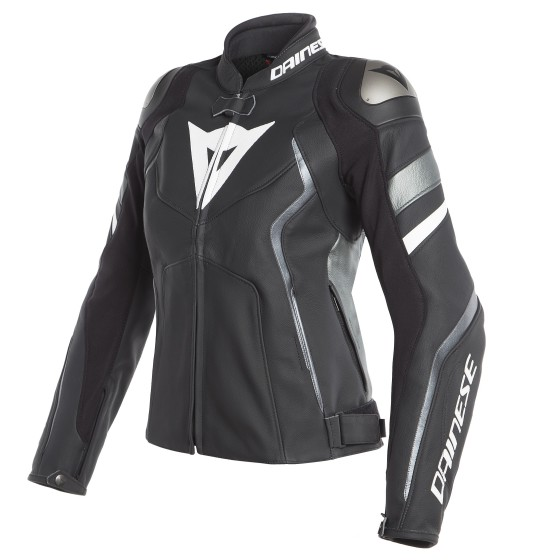Chaqueta DAINESE AVRO 4 LADY black/ anthracite/ white