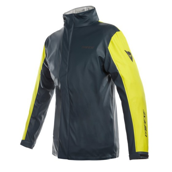 Chaqueta DAINESE Storm Jacket Lady antrax/ fluo yellow