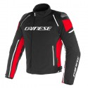 Chaqueta DAINESE Racing 3 D-Dry Black/ black/ red