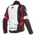 Chaqueta DAINESE X-Tourer D-Dry light gray/ black / tour red