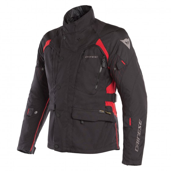 Chaqueta DAINESE X-Tourer D-Dry black / black / tour red