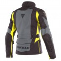 Chaqueta DAINESE X-Tourer D-Dry Lady ebony / black / fluo yellow