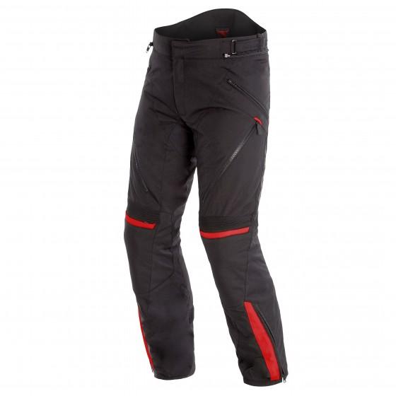 Pantalon DAINESE Tempest 2 D-dry black/ tour red