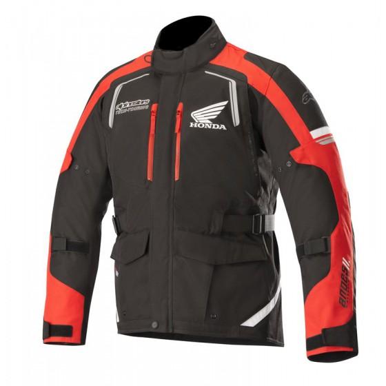 Chaqueta Alpinestars Andes V2 HONDA Black red