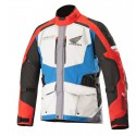Chaqueta Alpinestars Andes V2 HONDA Grey red blue