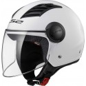 Casco Ls2 OF562 airflow white