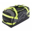Bolsa Alpinestars Goanna Duffle bag black anthracite yellow fluo