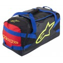 Bolsa Alpinestars Goanna Duffle bag black blue red yellow fluo