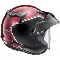 Casco ARAI CT-F Honda Goldwing Red Black