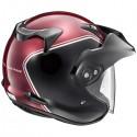 Casco ARAI CT-F Honda Goldwing Red Black