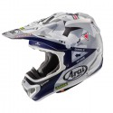 Casco Arai MX-V Navy Blue