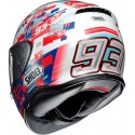 Casco Shoei NXR Marquez power up