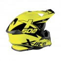 Casco X-Lite X-502 Matris Led Yellow