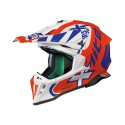 Casco X-Lite X-502 Xtrem Led Orange