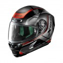Casco X-Lite X-803 Agile Flat Black Red