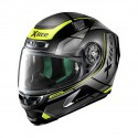 Casco X-Lite X-803 Agile Flat Black Led Yellow