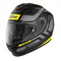 Casco X-Lite X-903 Airborne Flat Black Led Yellow