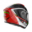 Casco X-Lite X-903 Ultra Carbon Cavalcade Red Green