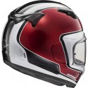 Casco Arai Renegade -V Outline Red