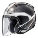 Casco Arai SZ-R Vas Wedge White